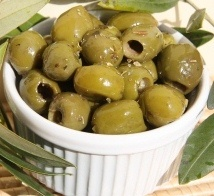 Marinated Pitted Green Sicilian