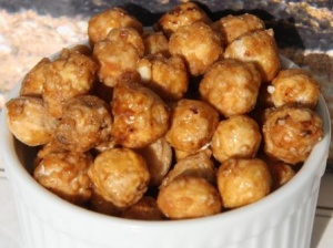 Hazelnuts - Honey coated