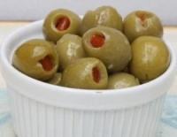 Pimiento Stuffed Green olives